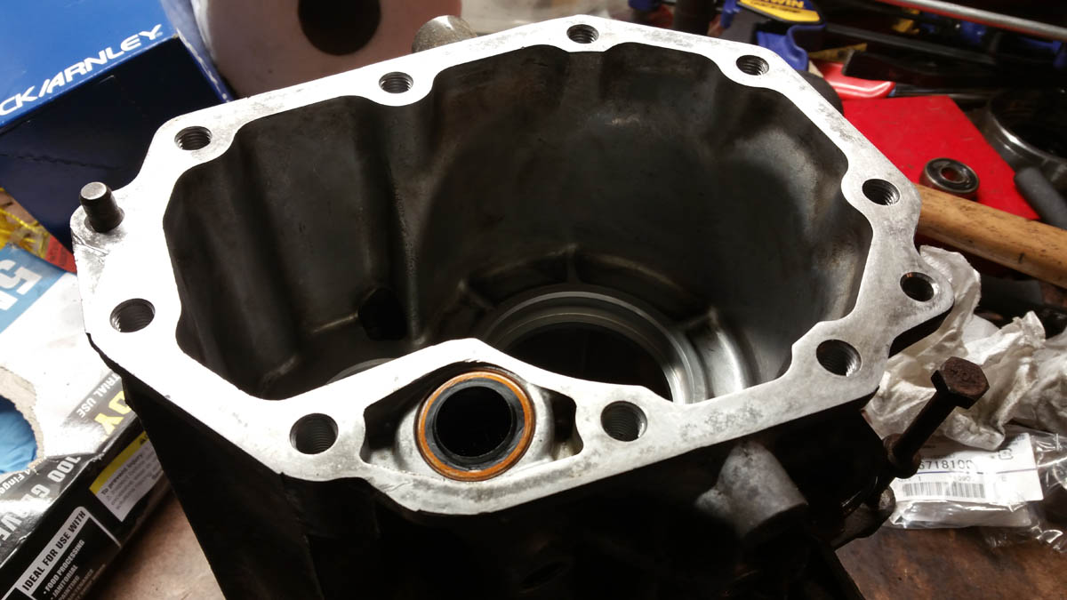 Subaru Transmission Shifter Seal